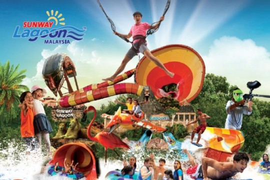 ONE DAY PASS SUNWAY LAGOON