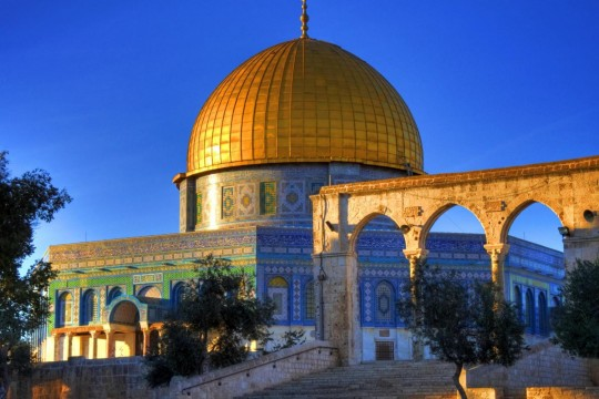 7H 6M JORDAN + JERUSALEM