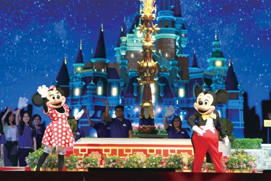 5H 4M Shanghai(Disneyland) + Suzhou